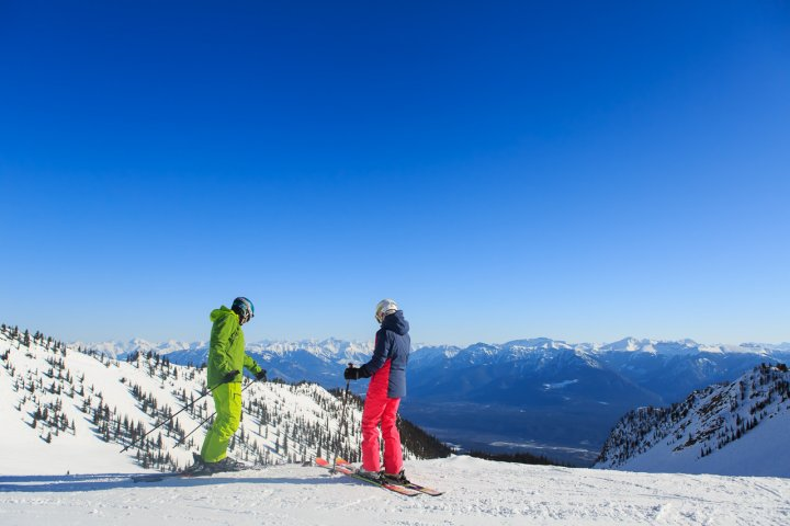 Resort Skiing & Snowboarding