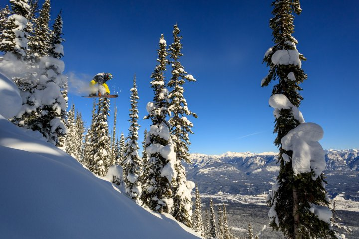 Resort Skiing & Snowboarding